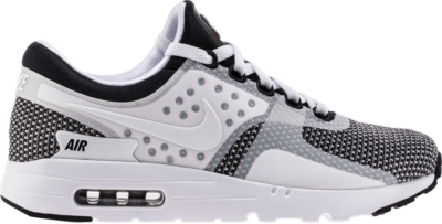 Nike Air Max Zero Black White Wolf Grey Black/White-Wolf Grey 876070-005