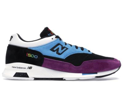 New Balance 1500 Color Prism White Black/Blue-Purple M1500CBK