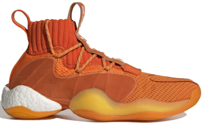 "adidas Crazy BYW PRD Pharrell ""Now is Her Time"" Orange Supplier Colour/Supplier Colour/Supplier Colour EG7728"