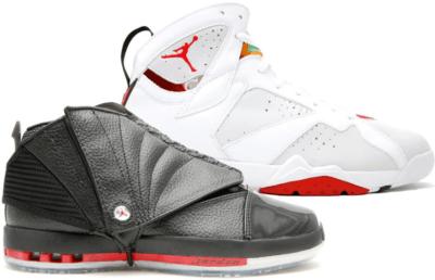 Jordan Countdown Pack 7/16 (GS) Multi-Color/Multi-Color 323942-992