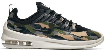 Nike Air Max Axis Multi Camo Black/Black-Light Bone AA2148-001