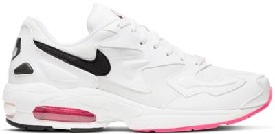 Nike Air Max 2 Light White Black Pink White/Black-Court Purple-Hyper Pink AO1741-107