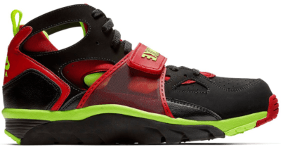 Nike Air Trainer Huarache Black Volt University Red 679083-020