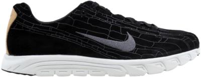 Nike Mayfly Leather Premium Black/Black-Dark Grey-Linen 816548-003