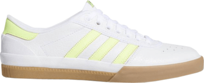 adidas Lucas Premiere Cloud White Hi Res Yellow Cloud White/Hi Res Yellow/Gum DB3083