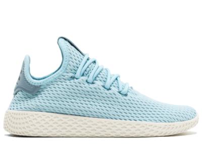adidas Tennis Hu x Pharrell Williams Ice Blue (Youth) Ice Blue/FTW White CP9802