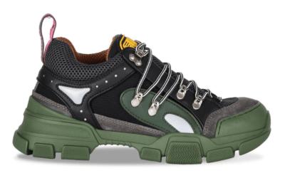 Gucci Flashtrek SEGA Green Green 543162 GGZ70 1262