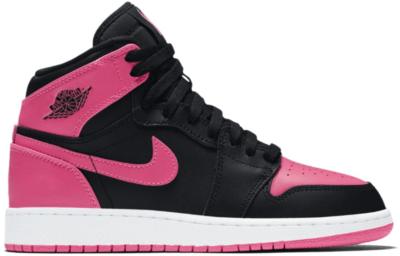 Jordan 1 Retro Serena Williams Hyper Pink (GS) Hyper Pink/White-Black 873863-609