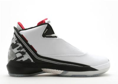 Jordan 22 White Red (GS) White/Varsity Red/Black 315300-161