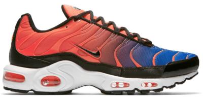 Nike Air Max Plus Gradient Pack (Total Crimson) Total Crimson/Racer Blue-White-Black 852630-800