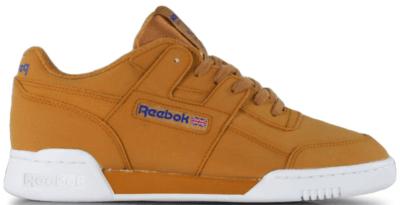 Reebok Workout Lo Plus Packer Shoes Reverse Gum BS9437