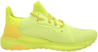 adidas Solar Hu Glide Pharrell x BBC Now Is Her Time Semi Frozen Yellow/Semi Frozen Yellow/Semi Frozen Yellow FV6442