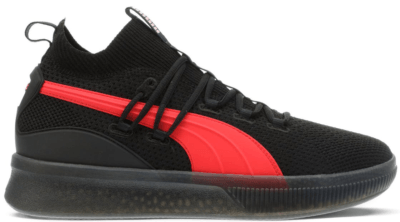 Puma Clyde Court City Pack Chicago Bulls Puma Black/High Risk Red 191712-03