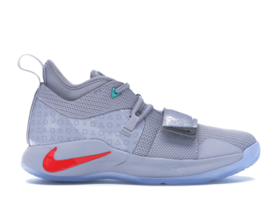 Nike PG 2.5 Playstation Wolf Grey (GS) Wolf Grey/Multi-Color BQ9677-001