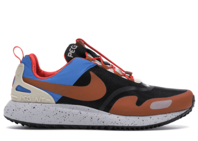 Nike Air Pegasus A/T Winter Black Dark Russet Black/Dark Russet-Blue Nebula AO3296-001