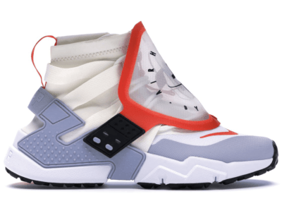 Nike Air Huarache Gripp Sail Team Orange Sail/Team Orange-White-Wolf Grey AT0298-100