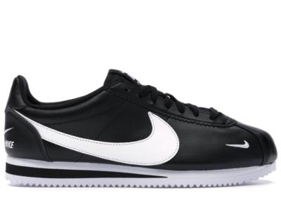 Nike Classic Cortez Mini Swoosh Black White 807480-004