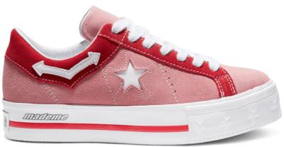 Converse One Star Platform Low MadeMe Pink (W) Pink 563730C