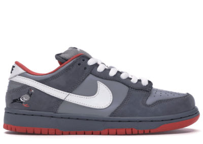 Nike Dunk SB Low Staple NYC Pigeon Medium Grey/White-Dark Grey
