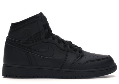 Jordan 1 Retro High OG Essentials Black (GS) 575441-022