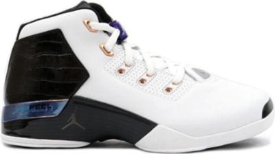 Jordan 17 OG White Black Copper 304709-108