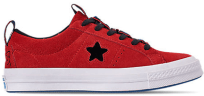 Converse One Star Ox Hello Kitty Fiery Red (W) Fiery Red/Black-White 163905C
