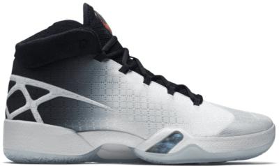 Jordan XXX White Black White/Wolf Grey-Black 811006-101