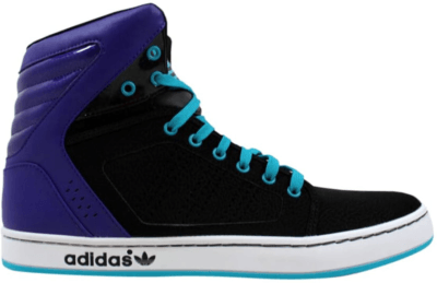 adidas Adi High EXT Black Black/Purple G56625