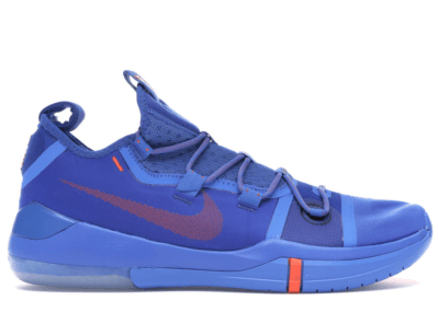 Nike Kobe AD Pacific Blue Pacific Blue/Turf Orange-Black AV5515-400