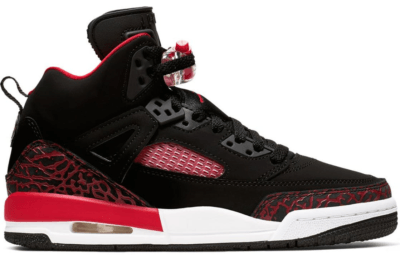Jordan Spizike Black University Red (GS) Black/White-University Red 317321-060
