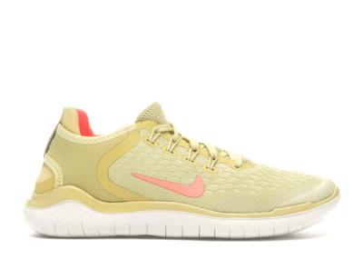 Nike Free RN 2018 Summer Lemon Wash (W) AO1911-700