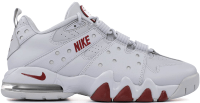 Nike Air Max 2 CB 94 Low Wolf Grey Team Red Wolf Grey/Team Red-Metallic Silver 917752-002