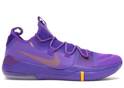 Nike Kobe AD Lakers Hyper Grape Hyper Grape/University Gold-Black AR5515-500