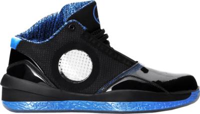 Jordan 2010 Black Uni Blue Black/University Blue 387358-003
