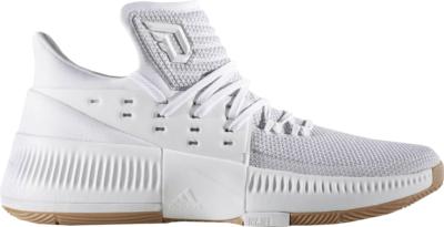 adidas D Lillard 3 Legacy Running White/Gum BW0323