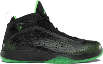 Jordan 2011 Warrior Pack Neo Lime Black/Neon Lime 436771-003