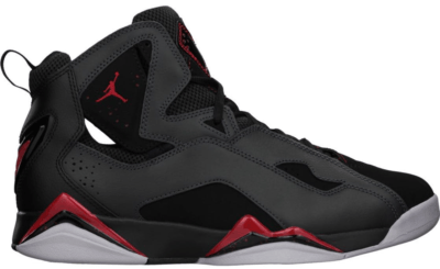 Jordan True Flight Black Gym Red Anthracite Black/Gym Red-Anthracite-Wolf Grey 342964-002