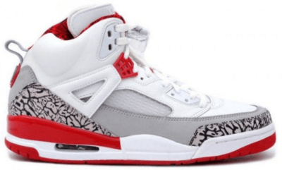 Jordan Spiz'ike Varsity Red (2007) White/Varsity Red-Cement Grey-Black 315371-164