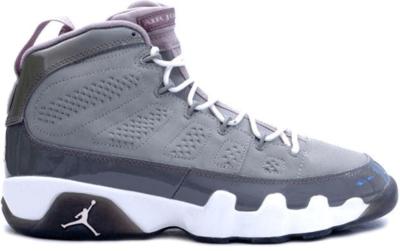 Jordan 9 Retro Cool Grey (2002) 302370-011