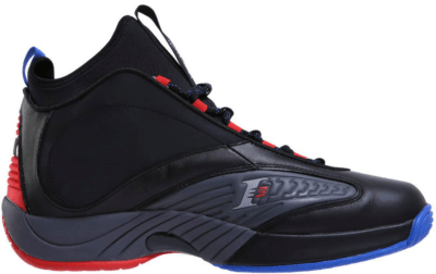 Reebok Answer 4.5 Black Grey Red Black/Ash Grey-Primal Red CN5841