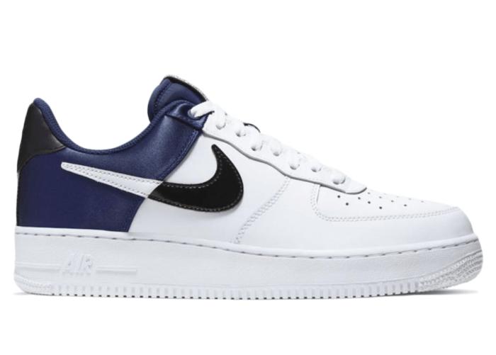"""Nike Air Force 1 '07 Lv8 """"Midnight Navy"""" BQ4420-400"""
