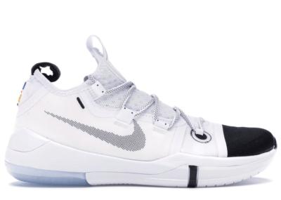 Nike Kobe AD White Black White/White-Black AR5515-100