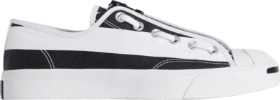 Converse Jack Purcell Zip Ox x Thesoloist White 164835C