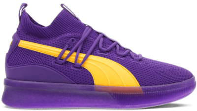 Puma Clyde Court City Pack Los Angeles Lakers Prism Violet/Gold 191712-04