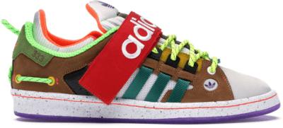 adidas Campus 80s By Alex Nash Mesa/Solar Orange/Footwear White FW7619