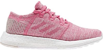 adidas Pureboost Go Semi Solar Pink (Youth) Semi Solar Pink/Semi Solar Pink/Clear Brown F34010
