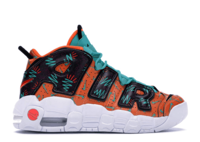 Nike Air More Uptempo What The 90s (GS) AT3408-800
