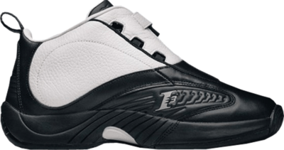Reebok Answer IV Stepover Black/White V55619