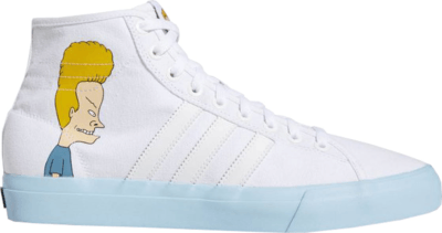 adidas Matchcourt Hi Beavis and Butt-head DB3379