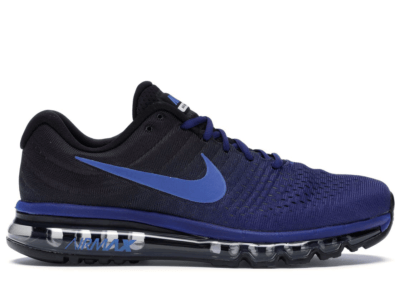 Nike Air Max 2017 Hyper Cobalt Deep Royal/Blue/Hyper Cobalt 849559-401